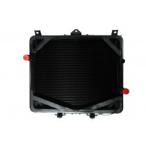 Kenworth Radiator With Frame 1997-2000 T2000 Radiator Front View.