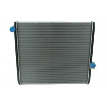 Ford Sterling 1994-1997 Freightliner Radiator Front View.
