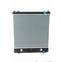 Freightliner Radiator M2 106 Business Class Radiator Front View.