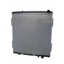 Freightliner Sterling 2008-2013 MD 2008-2010 Cascadia 9500 Radiator Front View.
