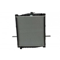 Nissan 1800 - 3300 Models Radiator Front View.