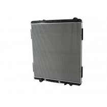Freightliner 2006-2010 Cascadia Radiator Front View.