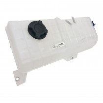 Volvo VN OEM 20435566 Surge Tank Complete View.