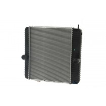 International 3000 3600 3800 4100-460 Ford F650 F750 Radiator Front View.