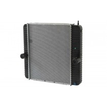 International 3000-4600 Ford F650 F700 Radiator Front View.