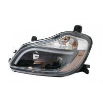 Kenworth T680 2015 Model Year LED Headlight Driver Side View.