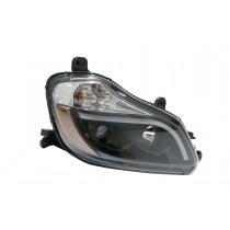 Kenworth T680 LED Headlight 2015 Model Year Passenger Side View.