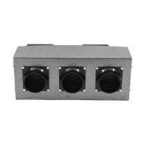 High Output 12 Volt BTU Aux Heater Front.