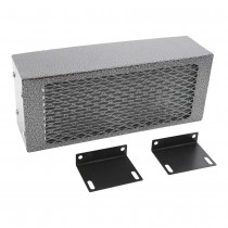 High Output Auxiliary Heater With Brackets.