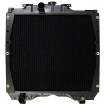 Case IH Ford New Holland Radiator Front View.