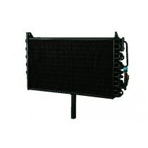 Case Tractor 180 335 MX215 MX305 AC Condenser & Fuel Cooler