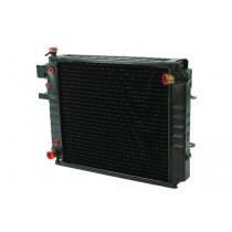 HYSTER   YALE RADIATOR WITH MAZDA ENGINES FEEDLOT STYLE CORE