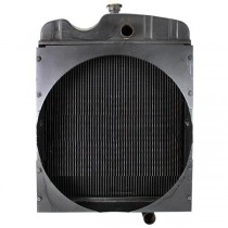 Oliver 770 880 Radiator Front View.