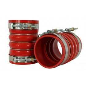 """4""""x6"""" Charge Air Cooler Hump Hose Kit"""