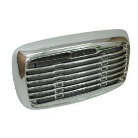 Freightliner Columbia Chrome Grille With Bug Screen | A17-15107-000